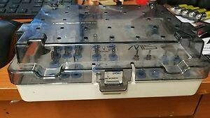 Mis Dental Implant Placement Kit mint Condition With Autoclave Tray extras