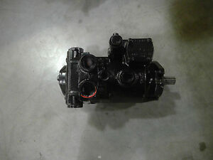 Remanufactured Eaton Hydraulic Pump For New Holland Skid Steer L r_86643679