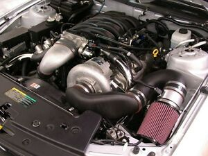 Mustang Gt 2005 08 Paxton Supercharger System Novi 2200sl
