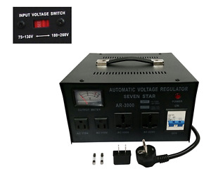 Automatic Voltage Regulator Ar 3000 Seven Star
