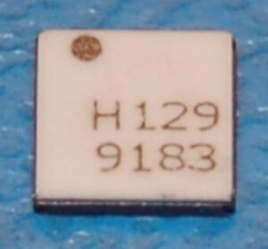 Hmc129lc4 Gaas Mmic Double Balanced Mixer 4 8ghz