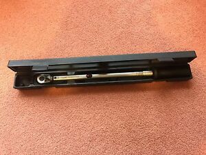 Hazet 6123 1ct Torque Wrench 60 320 Nm Drive 1 2 12 5 Mm Incl Safe Box