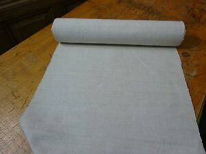 A Homespun Linen Hemp Flax Yardage 10 Yards X 19 Plain 8324