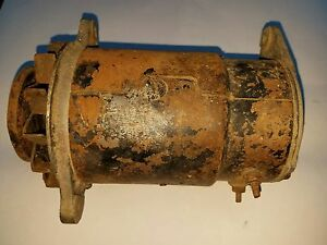 Farmall 100 Generator International Harvester Mc Cormick Used