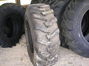 16 9 28 R4 Industrial Backhoe Tire