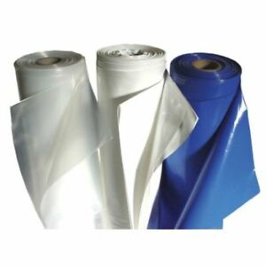 17 X 350 7 Mil Husky Brand Shrink Wrap Blue