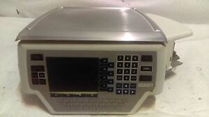 Hobart Quantum Ml 029032 bj Grocery Retail Deli Scale Sold As Is