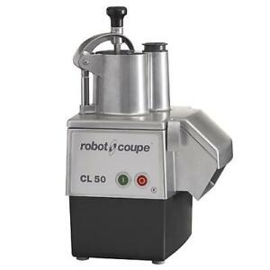 Robot Coupe Cl50e 1 5 Hp Commercial Food Processor