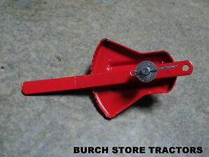 New Farmall Cub Cub Loboy Throttle Fuel Panel With Lever And Mounting Bolt