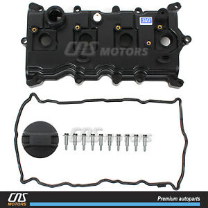 Engine Valve Cover Gasket Bolts For 08 12 Nissan Rogue 2 5l 13264jg30a