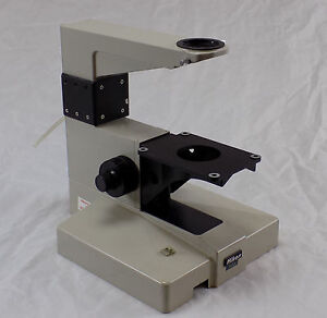 Nikon Optiphot 66 Microscope Stand Base