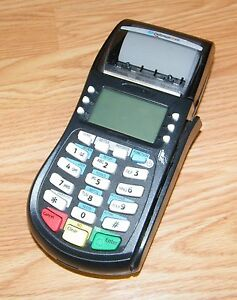 for Parts Genuine Hypercom m4230 Optimum Credit Card Terminal Only read