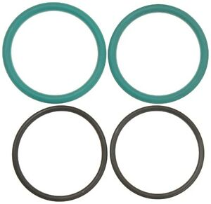 Engine Oil Cooler Seal Mahle Fits 88 02 Ford E 350 Econoline Club Wagon 7 3l V8