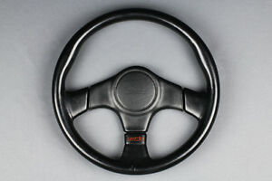 Authentic Rare Tom S 365mm By Personal Steering Wheel Jdm Trd