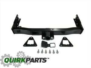 2014 2019 Jeep Cherokee Trailhawk Trailer Hitch Receiver Class Lll Oem Mopar