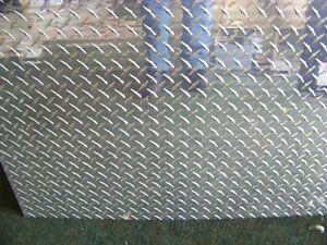 1 8 Aluminum Diamond Plate 30030 Mirror Finish 12 X 66