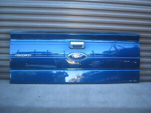 Ford F150 Pickup Tailgate Rear Gate W Step Oem Factory 2009 10 2011 2012