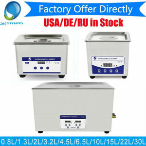 Skymen Ultrasonic Cleaner Solution Bath Wash Parts Tools Cutter Jewelry Dental