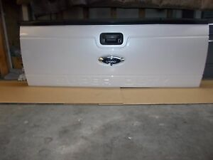 Ford Super Duty Step Tailgate F350 F250 Oxford White All Colors Built To Order