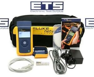 Fluke Networks Linkrunner Duo Network Multimeter Tester