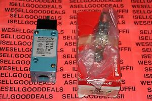 Honeywell Lsb6b Micro Switch Rotary Limit Switch W roller Lever New