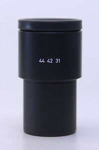 E pl 10x 20 Photo Eyepiece Zeiss 44 42 31 444231 Microscope Camera Adapter