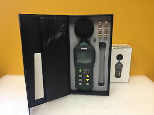 Protek Sl1700 30 To 130 Db 31 5 Hz To 8 Khz Digital Sound Level Meter New