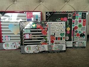 New Mambi Me My Big Ideas Create 365 Happy Planner Undated Box Kit 12 Month