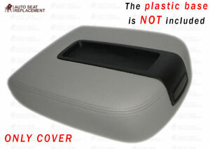 2007 2008 2009 Chevy Avalanche Center Console Storage Compartment Lid Cover Gray