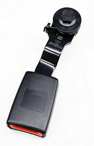 Gm Oem Second Row Seat Belts Center Buckle Left 19301276
