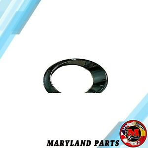Replacement Fog Light Bezel Trim Ring For 2013 2016 Ford Fusion Driver Side Lh
