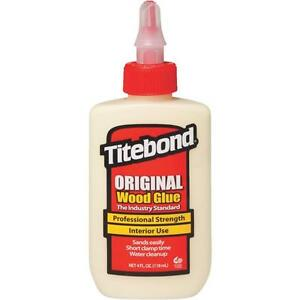 Titebond 4 Oz Original Wood Glue case Of 12