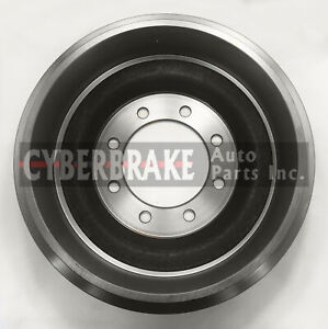 8964 Rear Brake Drum Pair Of 2 Fits 85 99 Ford F 250