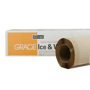 Grace Ice Water Shield Ht Roofing Underlayment 36 X 66 6 Roll 200 Sq Ft