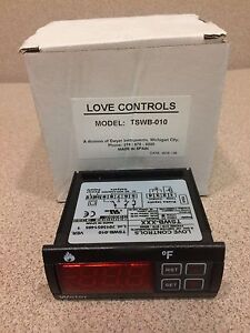 New Love Controls Temperature Switch Wood Burner Tswb 010 With Probe