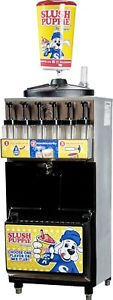 Stoelting 100 c Slush Puppie Machine Granita Smoothie Icee 60 Day Warranty