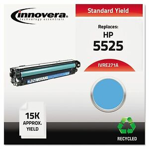 Innovera E271a Remanufactured Ce271a 5525 Toner 15000 Page yield Cyan