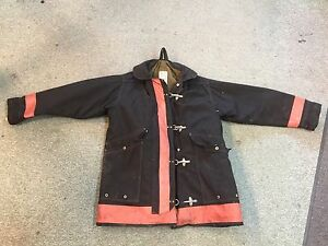 Morning Pride Structural Firefighter Coat Turnout 44x35 Model 2100
