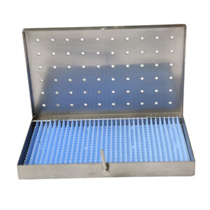 14cm Stainless Steel Microsurgical Instruments 7 Sets With Disinfection Box