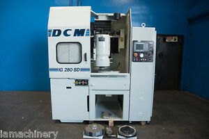 Dcm Vertical Rotary Surface Grinder 18 2008 7556
