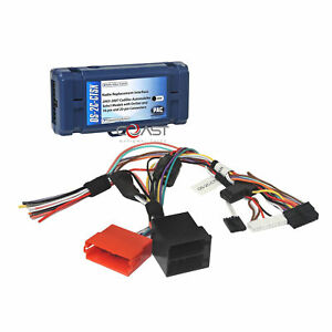Car Radio Stereo Onstar Wire Harness Interface For 2003 2007 Cadillac Srx Cts