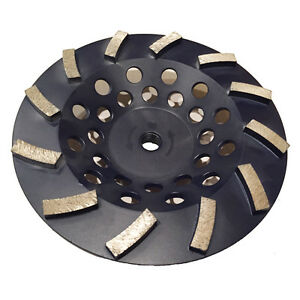 2 pack 4 Inch Cup Wheel For Fast Surface Grinding Of Concrete Brick stone