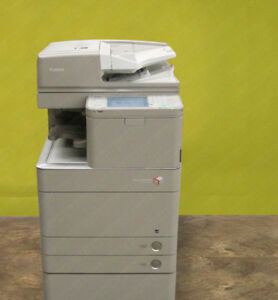 Canon Imagerunner Advance C5240a All in one Tabloid Color Copier Printer Scanner