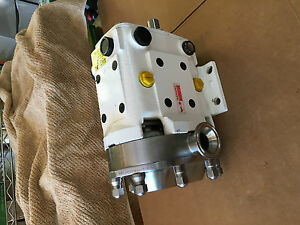 Ampco Rbzp2 008 dm Sanitary Positive Displacement Pump