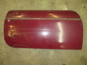 Original Mgb Right Side Door Solid