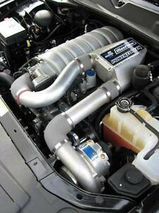 Vortech Dodge Srt8 6 1l Hemi 2006 2010 Complete V 3 Si Supercharger Intercooled