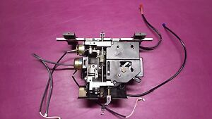 Brother Commercial Embroidery Machine 6 4 Complete Mechanical Head Solenoid Cam