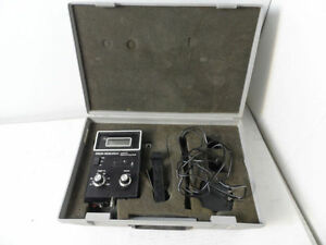 Orion Research 221 Digital Ph temperature Meter W case
