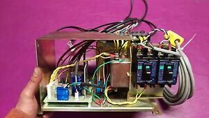 Brother Commercial Embroidery Machine Power Supply Complete Assy Nice S47906001