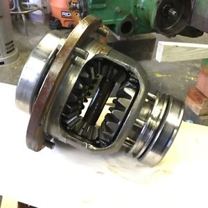 John Deere 1050 Rear Differential Housing With Lock